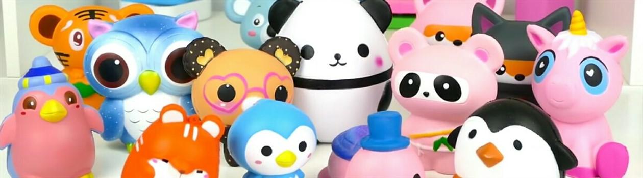 Іграшки антистресс в магазині PlushevoToys