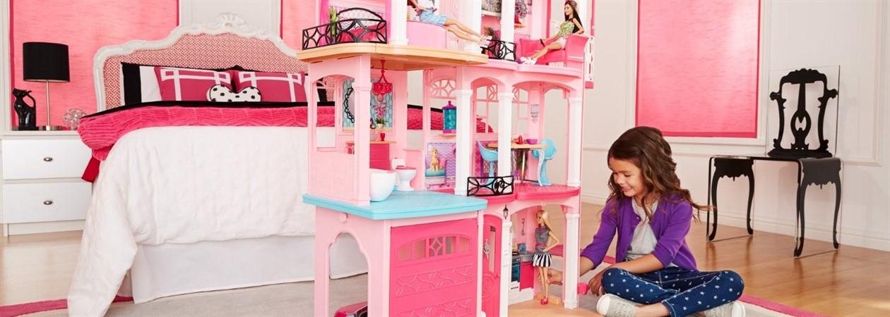 Домики для кукол в магазине PlushevoToys