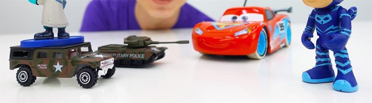 Машинки для малышей в магазине PlushevoToys