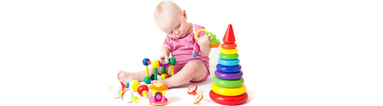 Розвивающие игрушки для малышей в магазине PlushevoToys